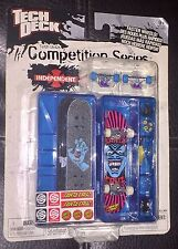 TECH DECK SANTA CRUZ SCREAMING HAND COMPETITION SERIES INDEPENDENT SKATEBOARD