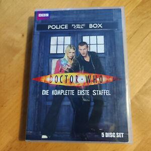 Doctor Who - Staffel 1 (2012)