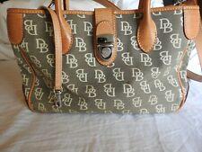 Dooney & Bourke Signature Tote Shoulder Bag