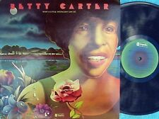 Betty Carter ORIG US 2LP What a little moonlight can do NM Vocal Jazz Bop