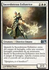Magic MTG SACERDOTESSA ESILIATRICE - M14 - ITALIANO