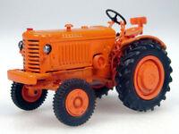 Tracteur 9 - Renault R 3042 - 1950 - Orange - 1/43 Echelle - Nouveau Bulle Pk