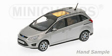 MINICHAMPS FORD C-MAX GRAND 2010 SILVER-CODE 400 089101
