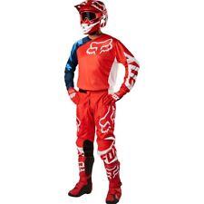 Taglia XXL-36 Completo Maglia Pantalone Fox 180 Mx Race Rosso 2018 Cross Enduro