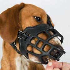 Bozales de silicona para perros