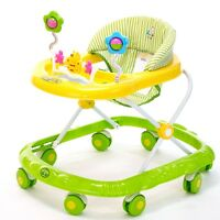Baby's Walker Toddlers Play Tray Toy Musical Activity Learning Walk Assistant