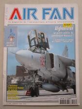AIR FAN 248 CRASH BOURGET SU-30MK AFGHANISTAN MIG-21 ROUMANIE HARRIER II GOLFE