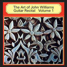 John Williams – The Art Of John Williams Guitar Recital (Vol 1) CD