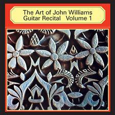 John Williams – The Art Of John Williams Guitar Recital (Vol 1) CD