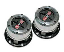 Manual Free Wheel Hubs Pair Locking Hubs Mitsubishi Pajero / Hyundai Galloper