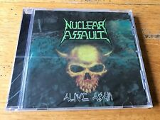 NUCLEAR ASSAULT Alive Again  - CD