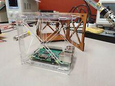 Cubesat satellite test frame mini satellite arduino and raspberry pi mounts