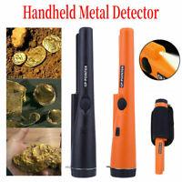 Metalldetektor Pinpointer Metallsuchgerät Metallfinder Gold Metal Detector LED