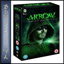 ARROW - COMPLETE SEASONS 1 2 & 3 *BRAND NEW DVD BOXSET *