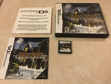Nancy Drew: The Mystery of the Clue Bender Society (Nintendo DS, 2008) DS