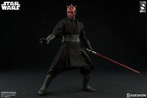 Sideshow exclusive Darth Maul 1/6 Figure Star Wars