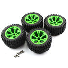 4Pcs Rubber Hub Wheel Rim Widened Tire Tyre Upgrade Parts for WLtoys RC Ca X9Y4