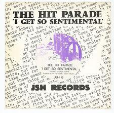 "rare indie pop / rock UK: The HIT PARADE : I Get So Sentimental - 7"" UK 1987"