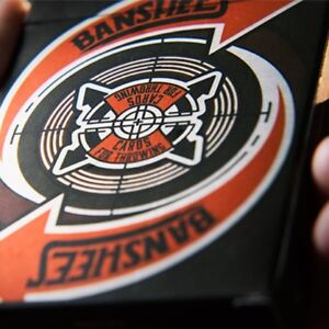 Banshee Advanced Throwing Cards - New Model - Cards Made for Throwing