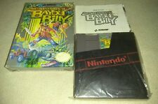 The Adventures of Bayou Billy (NES) KONAMI COMPLETE IN BOX