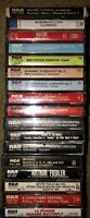 LOT OF 17 RCA CLASSICAL CASSETTE TAPES Beethoven Horowitz Arthur Fielder Mozart