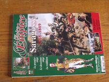 12µµ Revue Gloire & Empire n°22 Saragosse 1808-1809 1er & 2e siege Reddition