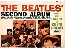 """RARE"".BEATLES.SECOND ALBUM.U.S.ORIG ""CAPITOL (H3/G4)"" MONO LP & INN/CO/SL.VG+"