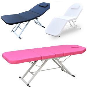 Massageliege Therapie Massagetisch Klappbar SPA Gemütlich Massage Kosmetikbett