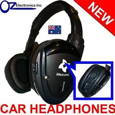 Infrared IR Head Phones wireless car DVD replace compatible Alpine SHS-N115