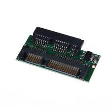 1.8 Inch Micro SATA HDD SSD 3.3V to 2.5 Inch 22PIN SATA 5V Adapter Stylish