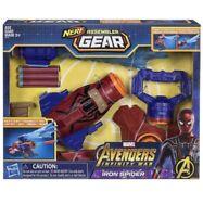 Hasbro Marvel Avengers Infinity War Nerf Iron Spider Assembler Gear