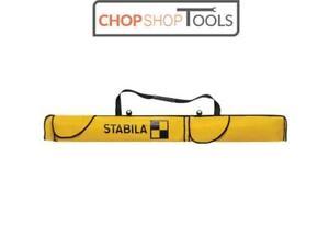 Stabila STBBAG6 18987 6 Pocket Combi Spirit Level Bag 207cm