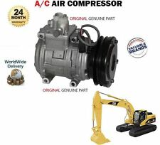 FOR CATERPILLAR EXCAVATOR 154-0490 15404-90 311B 312B 325BL AC AIR COMPRESSOR