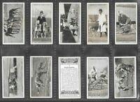 "OGDENS 1927 SCARCE ( SPORT ) FULL 25 CARD SET """"  GREYHOUND RACING 1st SERIES """""