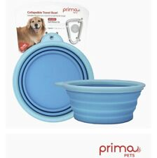 Travel Collapsible Silicone Pets Dog Bowl Food Water Feeding Foldable Cup Dish