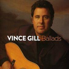 Vince Gill - Ballads [New CD]