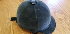VINTAGE BEAUFORD ENGLISH HORSE RIDING HUNT CAP FOR DISPLAY