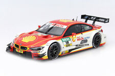 BMW M4 DTM #18 2015 RBM Augusto Farfus 1:18 Diecast Model Miniature 80432413754