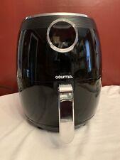 Digital Air Fryer 5 Quart - Gourmia, 8 Presets - Black - Pre-Owned