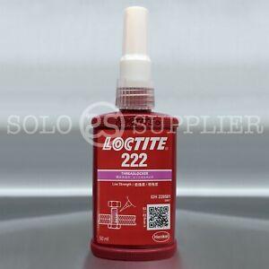 Loctite 222 Low Strength Threadlocker 50ml