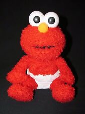 """2009 Fisher Price Tickle Me Elmo Baby """"Talking & Moving"""" Plush Toy"""