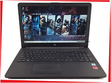 """15.6"""" HP 15 Gaming Laptop Core i7 up to 3.5GHz 12GB 240GB SSD RADEON R7 Win10"""