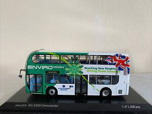 CMNL UKBUS 6029 Dennis Enviro400H Hybrid Model Bus Northcord OOC
