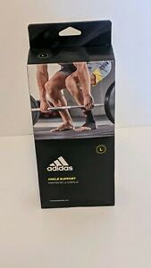 """ADIDAS Ankle Support Adult Unisex Size L Large (229mm-241mm/ 9""""-9.5"""")"""