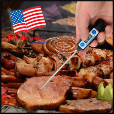 New listing Digital Instant Read Food Meat Thermometer for Kitchen Cooking Bbq Grill Smoker