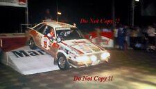 Vic Elford & Chris Bates Subaru Leone 1800 Safari Rally 1983 Photograph 1