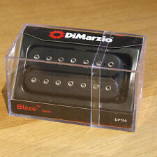 DiMarzio Blaze 7 String Neck Pickup in Black  DP700