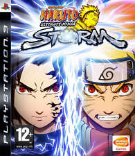 Naruto Ultimate Ninja Storm PS3 *in Good Working Condition*