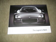 Lancia New Stratos reliés prospectus brochure livre book de 2013, 72 pages