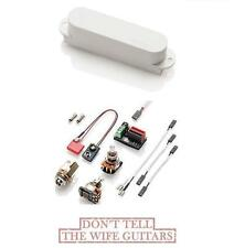 EMG SAX White Single Coil Strat Active Fender Stratocaster Replacement Pickup
